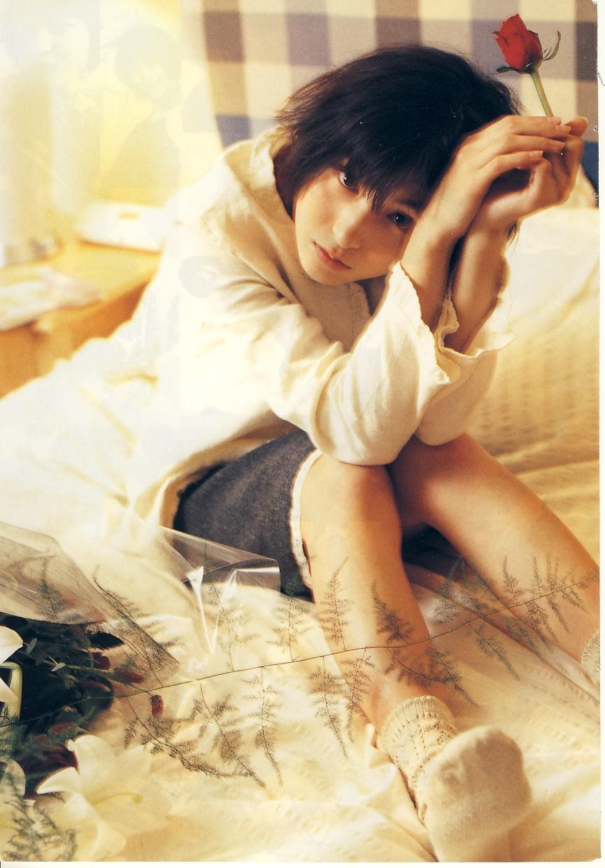 ... Фанатов Риоко Хиросуе) - Ryoko in 1998.01.01 BOMB
